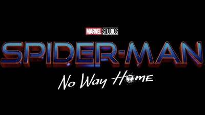 Officiële titel onthuld van 'Spider-Man 3': 'Spider-Man: No Way Home'