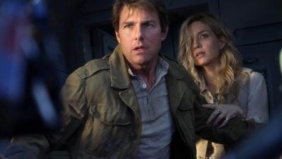 Actiefilm 'The Mummy' met Tom Cruise nu te zien op Netflix