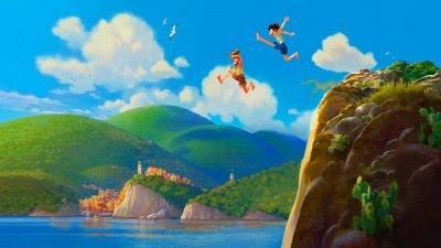 Disney deelt sfeervolle eerste trailer van nieuwe Pixarfilm 'Luca'