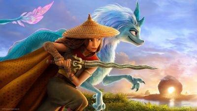 Eerste reacties op Disney-film 'Raya and the Last Dragon' zijn positief