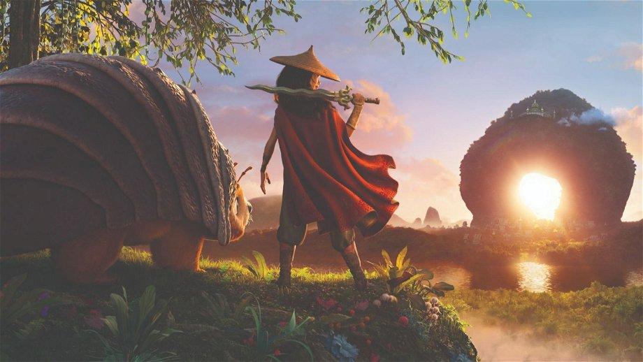 'Raya and the Last Dragon' nu tegen extra betaling te zien op Disney+