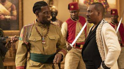 'Coming 2 America' met Eddie Murphy nu te zien op Amazon Prime Video