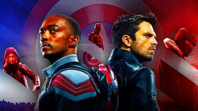 Marvel deelt nieuwe posters én trailer van 'The Falcon and the Winter Soldier'