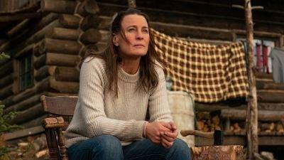 'House of Cards'-ster Robin Wright zoekt naar de zin van het leven in de trailer van 'Land'