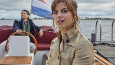 Nieuw op Netflix: Elise Schaap en Maarten Heijmans in 'Wat is dan Liefde'