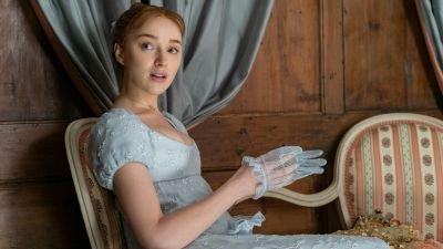 'Bridgerton'-ster Phoebe Dynevor speelt de hoofdrol in dramafilm 'The Colour Room'