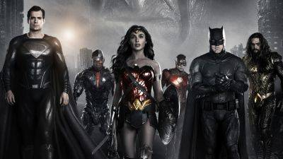 'Zack Snyder's Justice League' nu te zien via Pathé Thuis