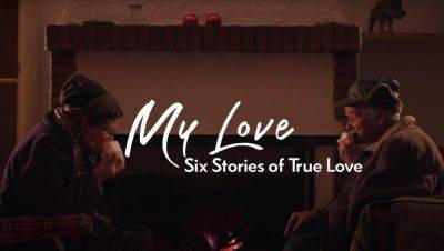 Netflix deelt trailer van hartverwarmende documentaireserie 'My Love: Six Stories of True Love'