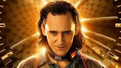 Nieuwe poster onthuld van Marvel-serie 'Loki' met Tom Hiddleston