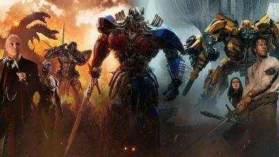Nieuwe 'Transformers'-film in de maak onder regie van Angel Manuel Soto
