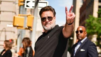 Russell Crowe sluit zich aan bij cast van 'Thor: Love and Thunder'