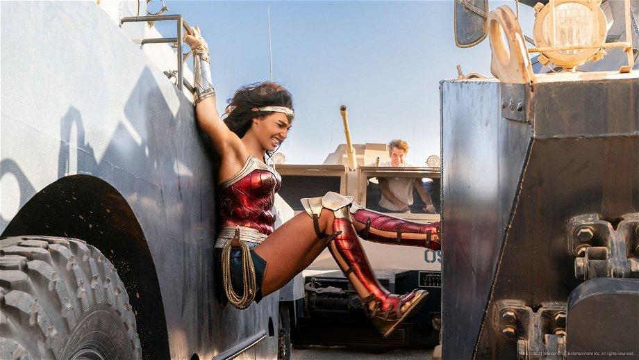 'Wonder Woman 1984' vanaf vandaag digitaal te zien, onder andere via Pathé Thuis