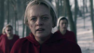 Elisabeth Moss is uit op wraak in de meeslepende trailer van 'The Handmaid's Tale' seizoen 4