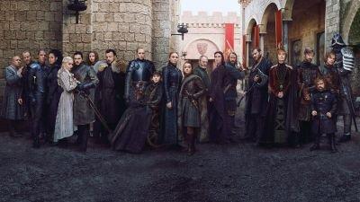 George R.R. Martin kondigt Broadway-musical aan van 'Game of Thrones'