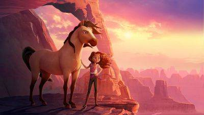 Trailer van avontuurlijke familiefilm 'Spirit Untamed' van DreamWorks nu te zien
