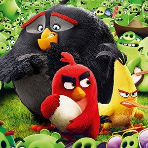 Winactie Angry Birds: De film