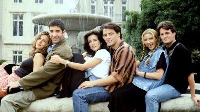 Opnames van 'Friends'-reünie beginnen volgende week