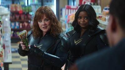 Nieuw op Netflix: actiekomedie 'Thunder Force' met Melissa McCarthy en Octavia Spencer