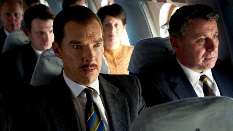 Benedict Cumberbatch heeft hoofdrol in Netflix-miniserie 'The 39 Steps'