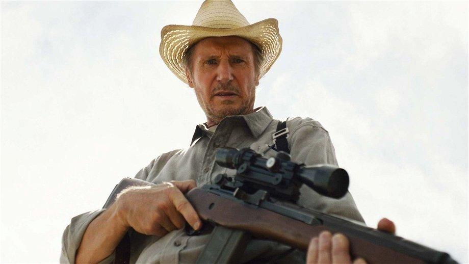 Spannende actiethriller 'The Marksman' met Liam Neeson komt direct uit op Amazon Prime Video