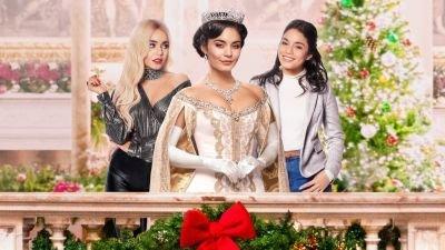 Netflix maakt nieuwe castleden bekend van 'The Princess Switch 3'