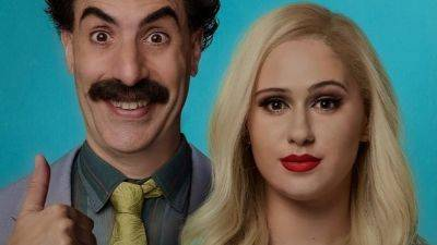 Amazon Prime Video kondigt 'Borat Supplemental Reportings' aan