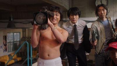 Komische Netflix-serie 'The naked director' over Japanse porno-regisseur krijgt tweede seizoen