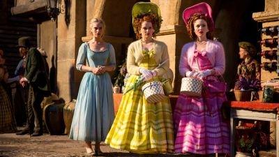 Disney kondigt nieuwe Assepoester-film aan over de twee gemene stiefzussen