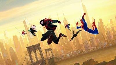 Regisseurstrio gevonden voor 'Spider-Man: Into the Spider-Verse'-sequel