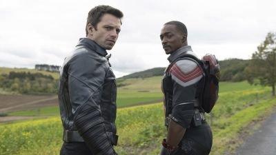 Marvel hint naar mogelijk tweede seizoen van 'The Falcon and the Winter Soldier'