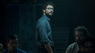 Netflix deelt nieuwe foto's vanaf de set van 'La Casa de Papel' seizoen 5