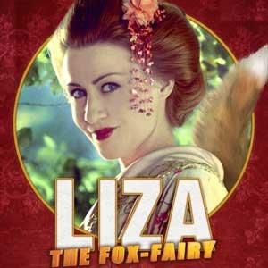 Winactie Liza, the Fox-Fairy