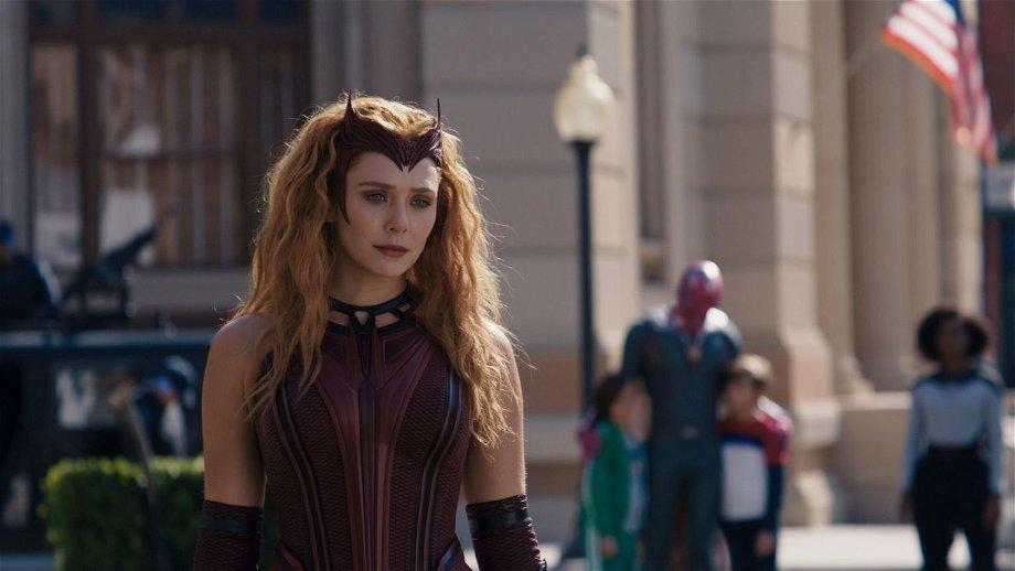 Elizabeth Olsen over 'Doctor Strange 2': 'Het is een krankzinnige horrorshow'