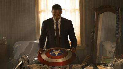 Marvel kondigt officieel 'Captain America 4' aan met de makers van 'Falcon and the Winter Soldier'