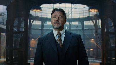 Russell Crowe onthult welke rol hij speelt in 'Thor: Love and Thunder'