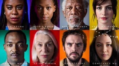 Miniserie 'Solos' met Anthony Mackie en Morgan Freeman vanaf komende zomer te zien op Amazon Prime Video