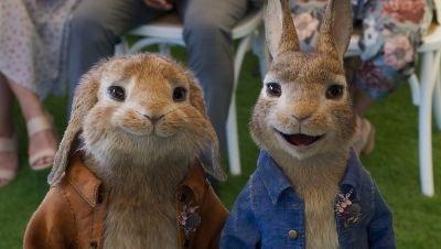 Peter Rabbit slaat op de vlucht in de nieuwe trailer van 'Peter Rabbit 2: The Runaway'