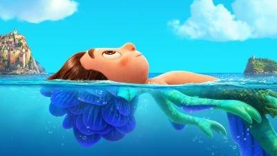 Disney+ deelt nieuwe trailer van Pixarfilm 'Luca', online releasedatum bekend