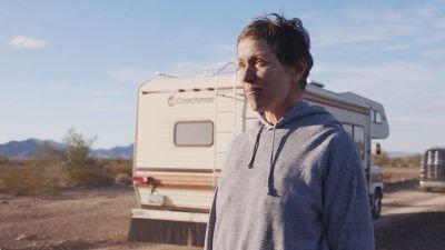Oscarwinnaar 'Nomadland' met Frances McDormand nu te zien op Disney+