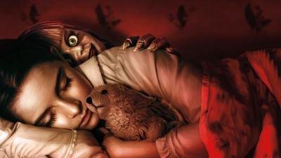 Nieuw op Netflix: onheilspellende horrorfilm 'Annabelle Comes Home'