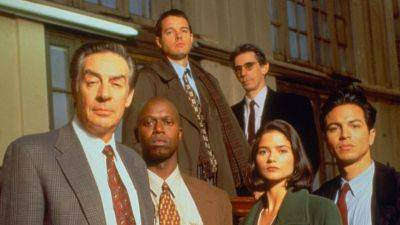 NBC kondigt nieuwe spin-off van 'Law & Order' aan