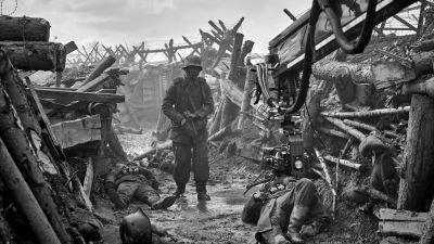 Netflix start met de opnames van Duitse oorlogsfilm 'All Quiet on the Western Front'