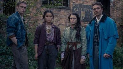 Netflix cancelt 'Sherlock Holmes'-serie 'The Irregulars' na 1 seizoen