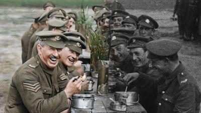 Aangrijpende oorlogsdocumentaire 'They Shall Not Grow Old' van Peter Jackson nu te zien op Netflix