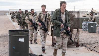 Vanavond op tv: Chris Hemsworth in de waargebeurde oorlogsfilm '12 Strong'