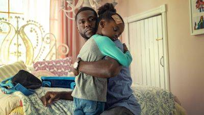 Kevin Hart is een alleenstaande vader in de trailer van waargebeurde Netflix-film 'Fatherhood'