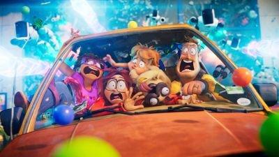 Netflix neemt ons mee achter de schermen bij Furby-scène van 'The Mitchells vs. The Machines' in nieuwe video