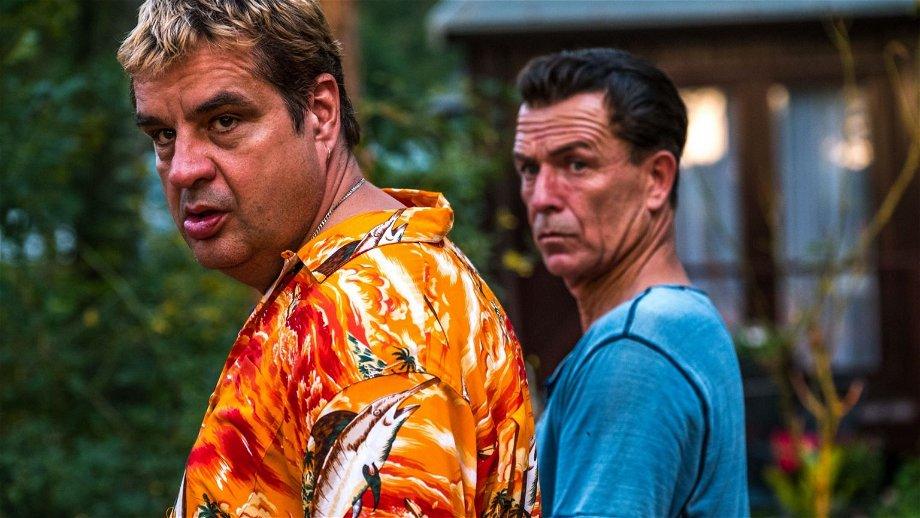 Nieuw op Netflix: 'Undercover'-film 'Ferry' met Frank Lammers en Elise Schaap
