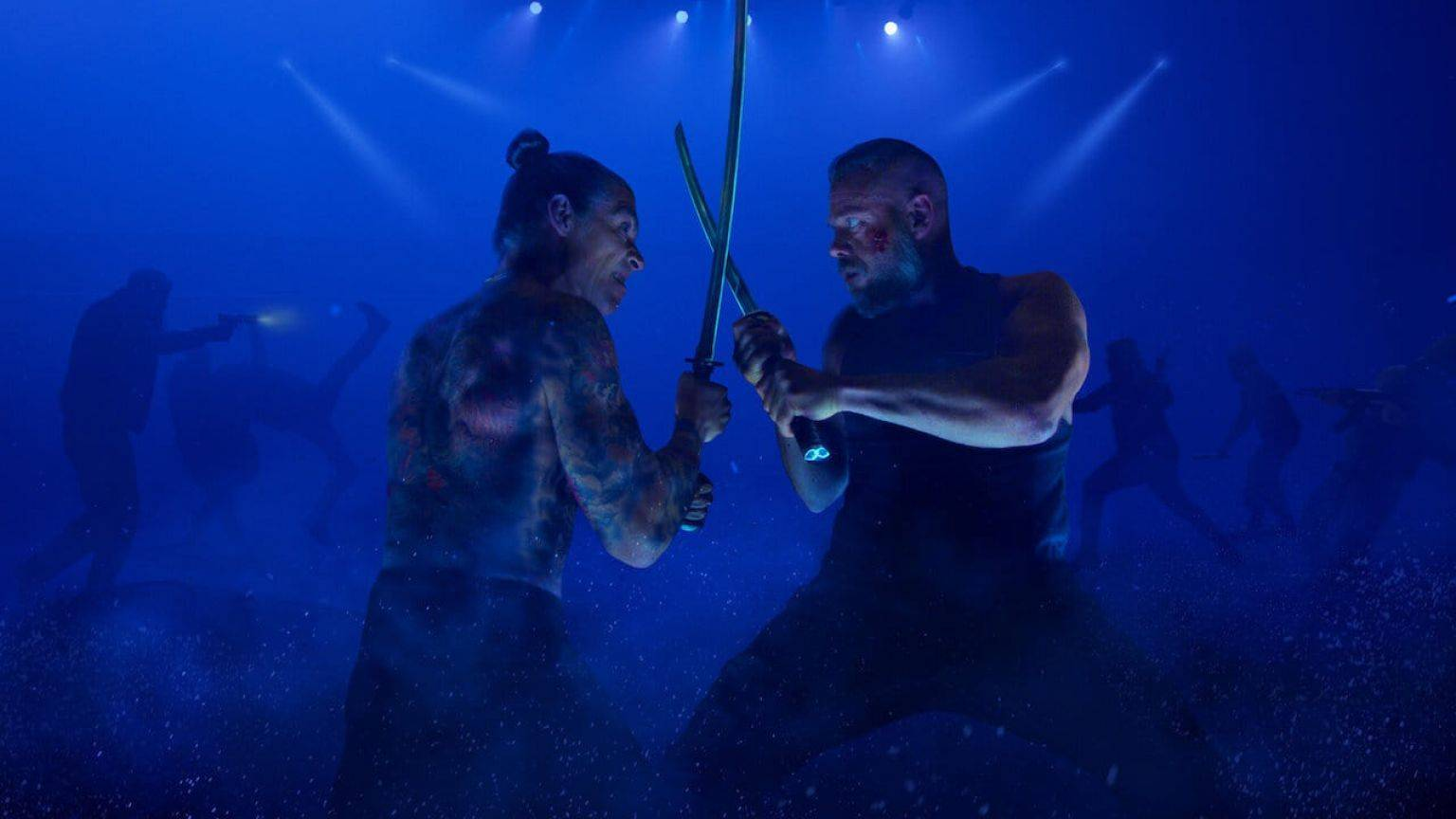 Netflix shares spectacular trailer of Spanish action movie 'Extremo' -  Paudal - Paudal