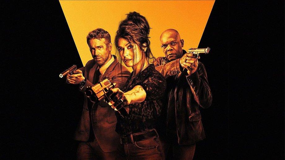 Sensationele trailer van 'The Hitman's Wife's Bodyguard' met Ryan Reynolds en Samuel L. Jackson nu te zien